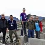 Volunteers staying the course in Tohoku